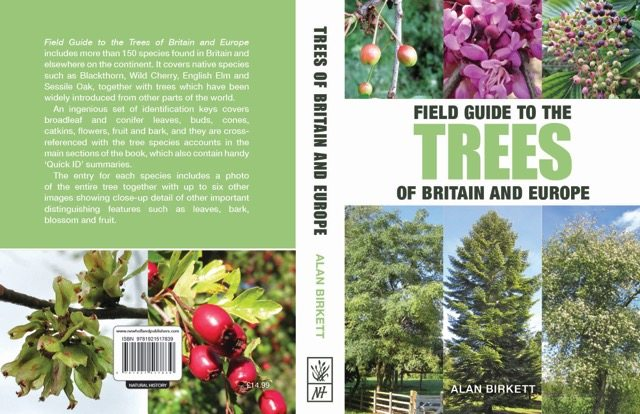 Field Guide to British Trees Book Cover